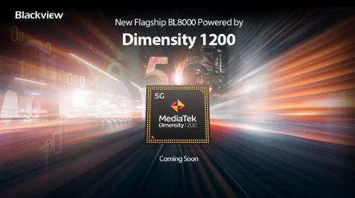 Анонсы: Blackview BL8000 – защищенный смартфон на Dimensity 1200 и 12 Гб ОЗУ