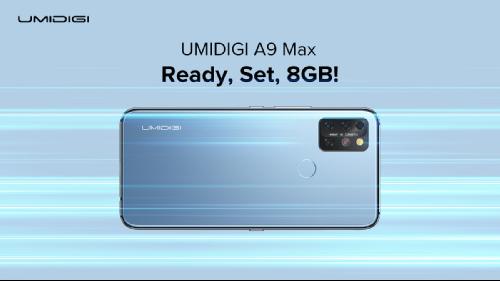Слухи: UMIDIGI A9 Max оснастят 8 Гб ОЗУ