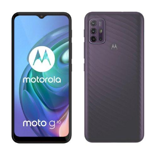 Анонсы: Moto G10 представлен официально