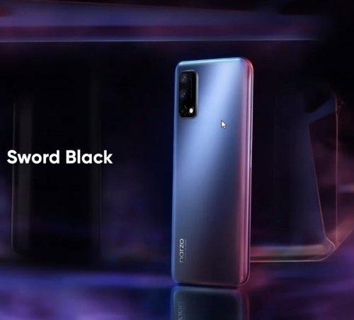 Анонсы: Realme Narzo 30 Pro - мощный игровой 5G-смартфон среднего класса