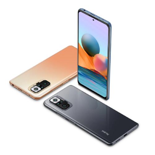 Анонсы:  Redmi Note 10 Pro и Note 10 Pro Maх представлены официально