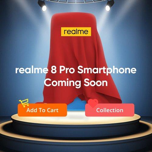 Слухи: Realme 8 Pro замечен на AliExpress