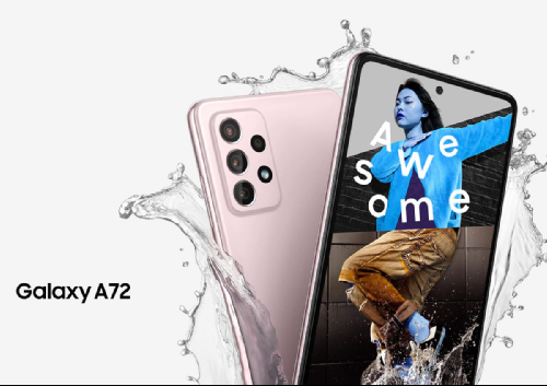 Анонсы: Samsung  Galaxy A72 представлен официально
