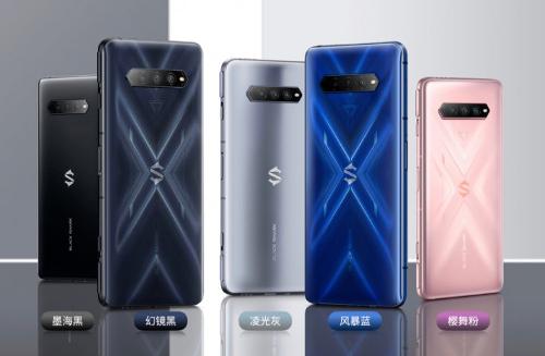 Анонсы: Xiaomi Black Shark 4 представлен официально