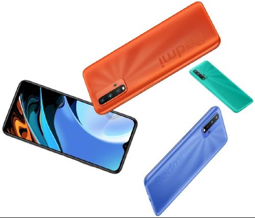 Анонсы: Xiaomi Redmi 9T появился в России