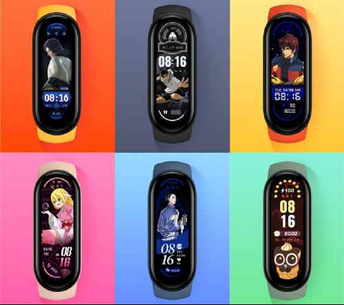 Анонсы: Xiaomi Mi Band 6 представлен официально