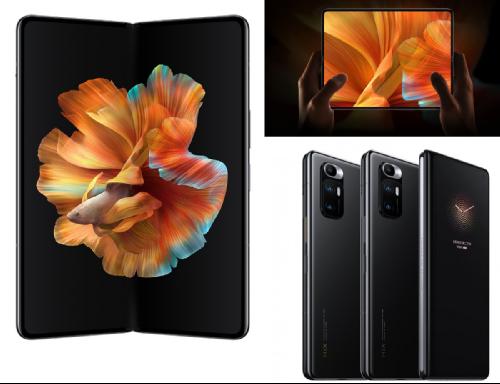 Анонсы: Xiaomi Mi Mix Fold – первый складной смартфон Xiaomi