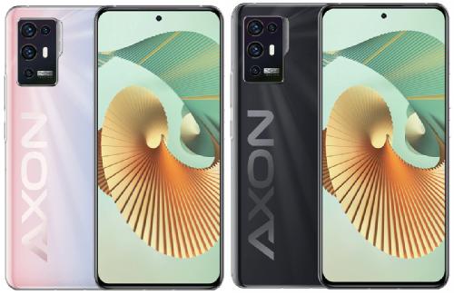 Анонсы: ZTE Axon 30 Ultra и Axon 30 Pro представлены официально