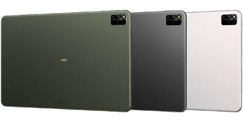 Анонсы: Huawei MatePad Pro 12.6 на Harmony OS представлен официально