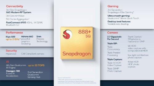 Слухи: Подтверждено использование Snapdragon 888+ в Honor Magic 3