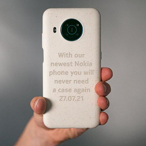 Это интересно: С новым Nokia вам никогда не понадобится чехол
