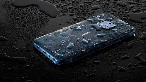 Слухи: защищенный смартфон Nokia XR20 на официальном фото