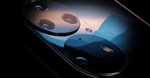 Слухи: Раскрыты параметры камеры  Huawei P50