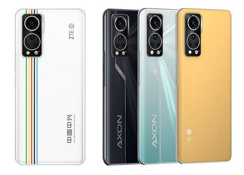Анонсы: ZTE Axon 30 с невидимой фронтальной камерой представлен официально
