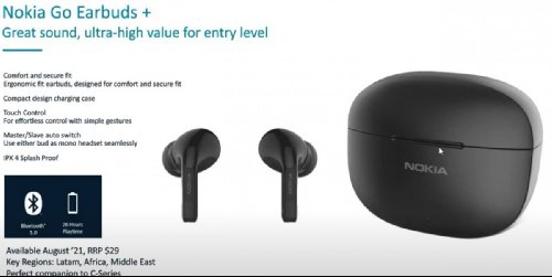Анонсы: Nokia C30 и Nokia 6310 представлены официально