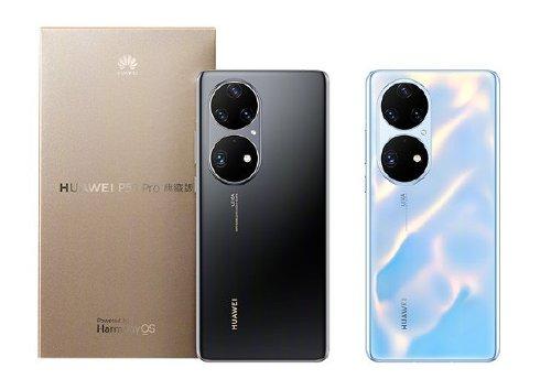 Анонсы: Huawei P50 Pro – фотофлагман на Harmony OS