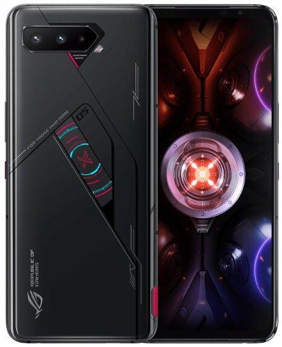 Анонсы: ASUS ROG Phone 5S и 5S Pro представлены официально