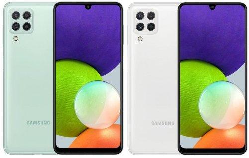 Анонсы: В России начались продажи Samsung Galaxy A22