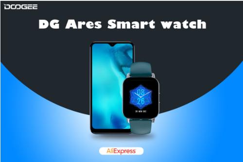 Анонсы: Смартфон Doogee X93 и умные часы CS2 дебютировали на AliExpress