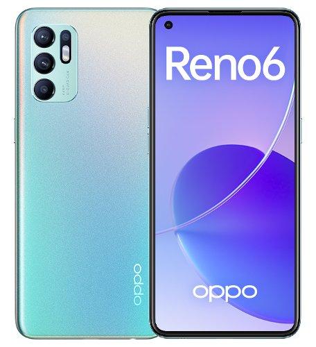 Анонсы: OPPO Reno 6 для России оснастили чипсетом Snapdragon 720G