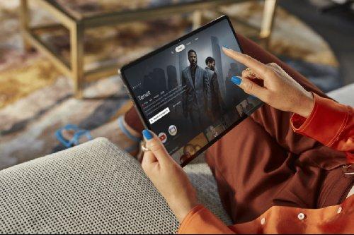 Анонсы: Lenovo Tab P12 Pro – планшет с 5G и сопряжением с Windows