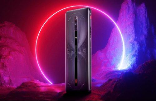 Анонсы: Представлен игровой смартфон Nubia Red Magic 6S Pro
