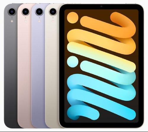 Анонсы: iPad mini 6 представлен официально