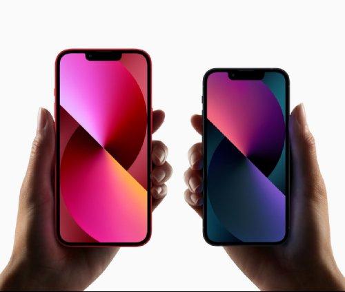 Анонсы: Представлены смартфоны семейства iPhone 13