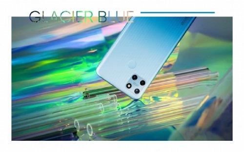 Анонсы: Realme C25Y с 50 Мп камерой представлен официально