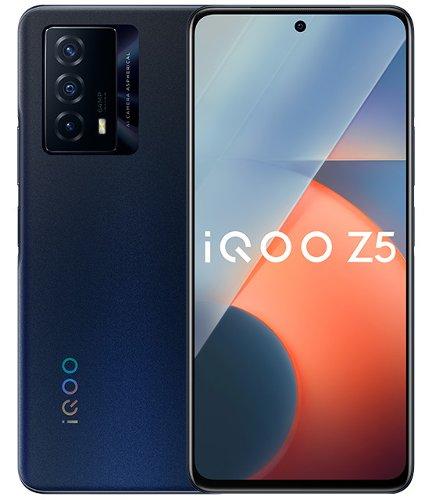 Анонсы: iQOO Z5 представлен официально