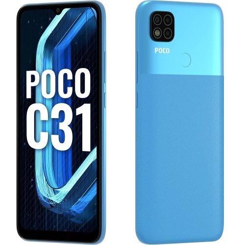Анонсы: POCO C31 представлен официально