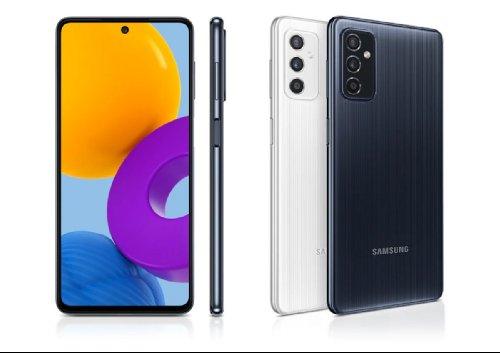 Анонсы: Объявлены российские цены Samsung Galaxy M22 и M52