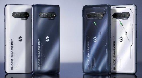 Анонсы: Xiaomi Black Shark 4S и 4S Pro представлены официально