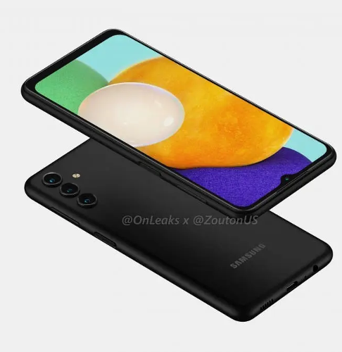 Слухи: Дизайн Samsung Galaxy A13 5G показан на рендерах