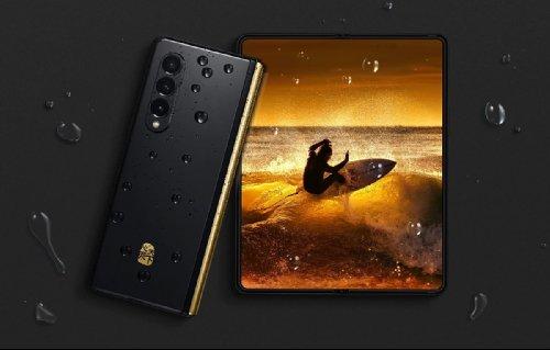 Анонсы: Samsung W22 представлен официально