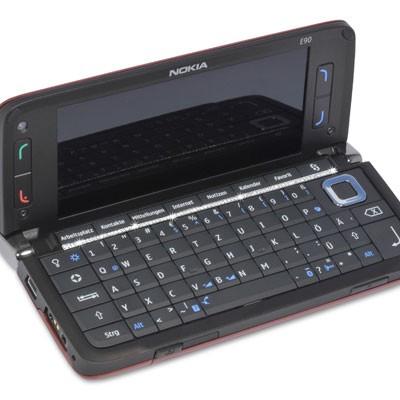 Гламур: Nokia E90 за 80000$ - очередной эксклюзив от Петера Алойсона.