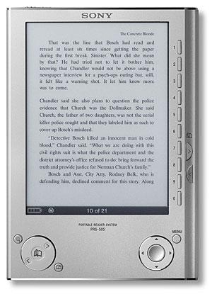 Программу чтения электронных книг на мобильном телефоне