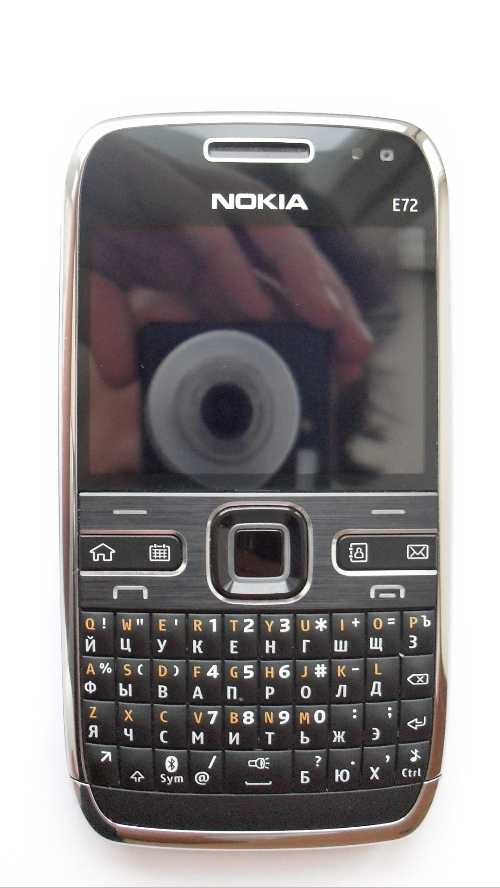 Обзор Nokia E72 – в полтора раза лучше предшественника