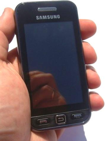Андроид на самсунг gt-s5230