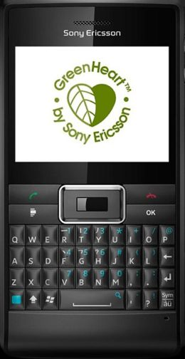 Sony Ericsson Aspen: экологичный QWERTY-коммуникатор на базе Windows Mobile 6.5.3