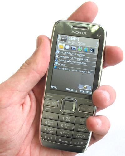 Nokia E52 Металик. Тип устройства смартфон Тип корпуса классический Операц