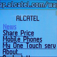 Alcatel OT355