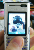 Sony Ericsson K600