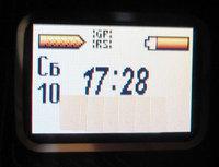 Тест сотового телефона Siemens CL75: Городской цветок