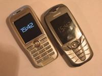 Сравнение сотовых телефонов Sony Ericsson K500i и Siemens CX65