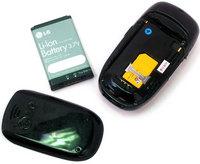Обзор сотового телефона LG C3380