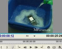 Краш-тест сотового телефона Siemens ME75