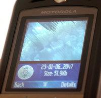 Краш-тест сотового телефона Motorola SLVR L7 (Mobile Phones Crash-tests)