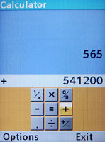 Обзор сотового телефона BenQ-Siemens EF81