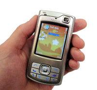 Обзор смартфона Nokia N80